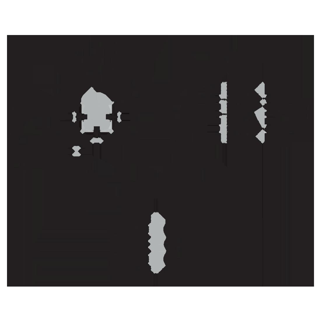 80//20 Inc Aluminum High Cycle Single Flange Linear Bearing 15 Series 6530 N