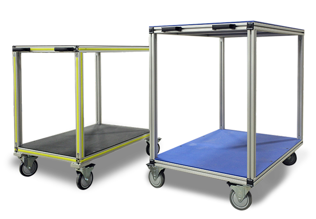 80 20 Inc For Material Handling Solutions