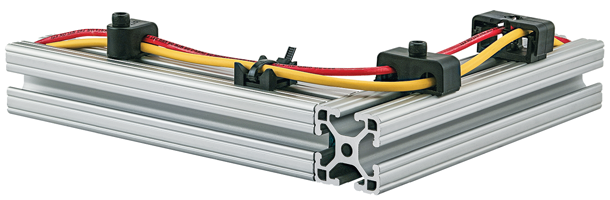 80 20 inc learn about finishing your frame options Trailer Frame these products decrease the possibility of damage to wires cables and tubes and can be quickly and easily installed into any project