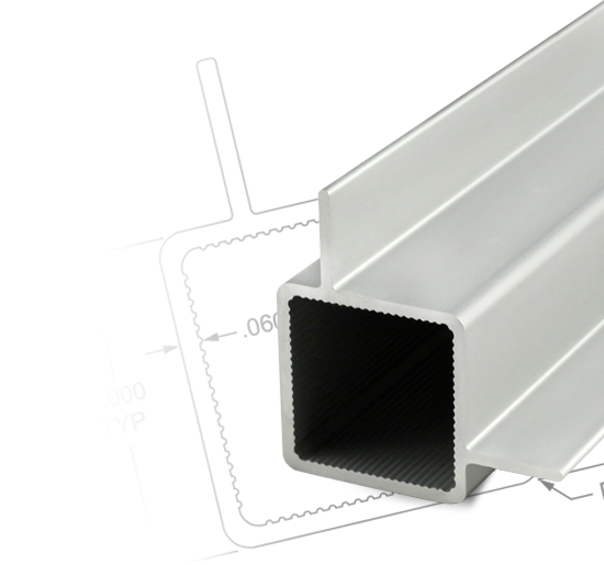 8020 Inc Learn About Quick Frame Profiles
