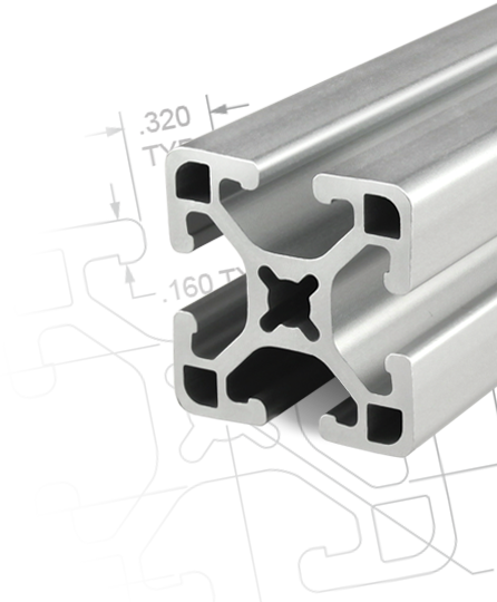 80/20 Inc. - Learn about T-slot Profiles
