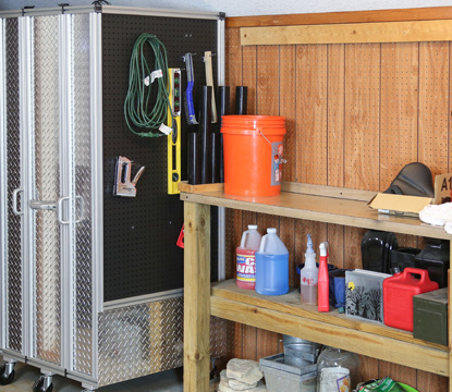 Tool & Storage Cabinet