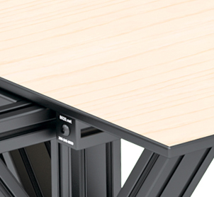 xdiy 2102 Woodgrain Tabletop Picture