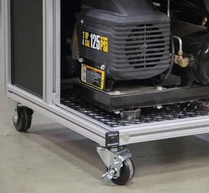 Compressor Cart