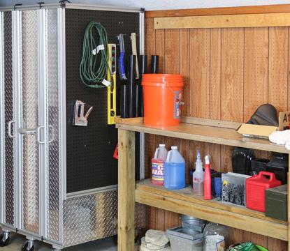 Tool & Storage Cabinet