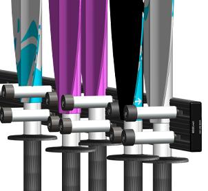 xdiy 2105 tube rack tread tip Picture